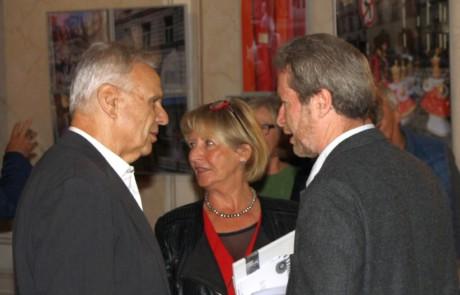Small Talks Ausstellung Face to Face
